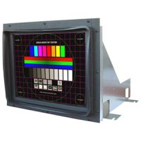 "LCD10-0006 TFT/LCD 10,4"" utbytes monitor för Fanuc 12"" CNC Color Monitor A61L-0001-0077"