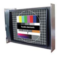 LCD12-0038 utbytes monitor för 14″ CRT – Heidenhain  TNC 406/407/415/425/426 – BC 110, BC 110B, BC 110F