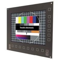 LCD15-0004 utbytes monitor för 15″ CRT – Heidenhain TNC 407/410/416/426/430, MillPlus