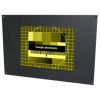 "LCD84-0011 utbytes monitor för 9 "" CRT – Heidenhain TNC 131 and  TNC 135  TNC 145C,  TNC 150, TNC 150B, TNC 150Q"